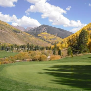 Vail Golf Club - list of the best Colorado golf courses