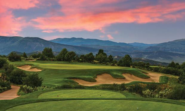 Red Sky Ranch, Colorado Golf