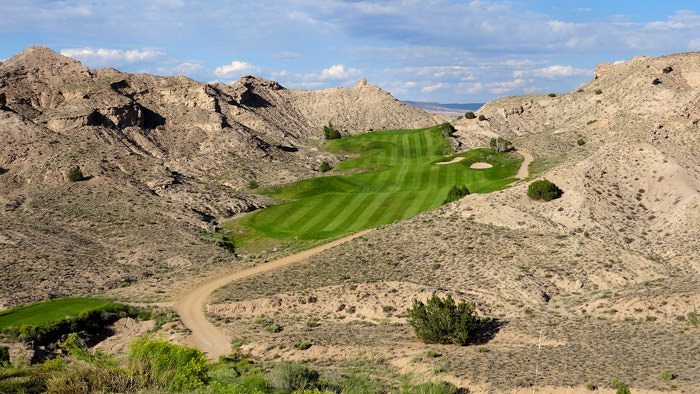 Black Mesa Golf Course, New Mexico