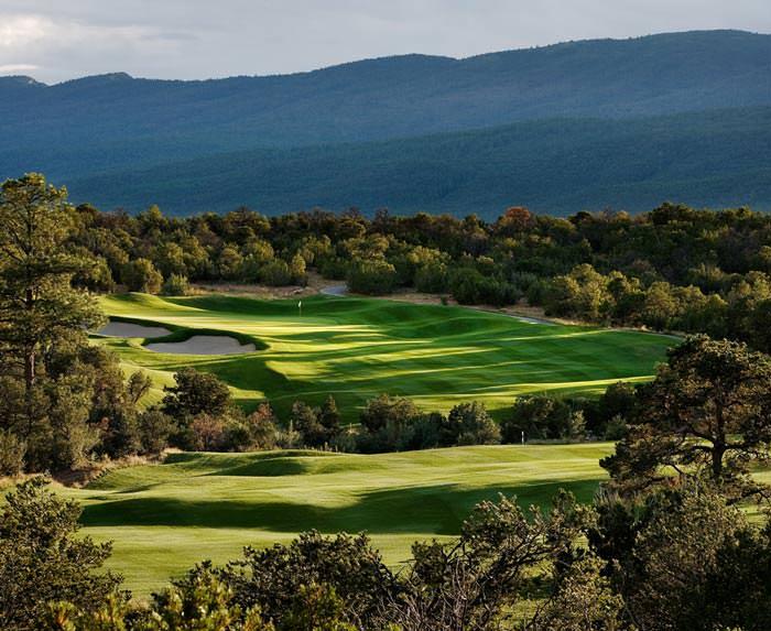 Paa Ko Ridge Golf Course New Mexico
