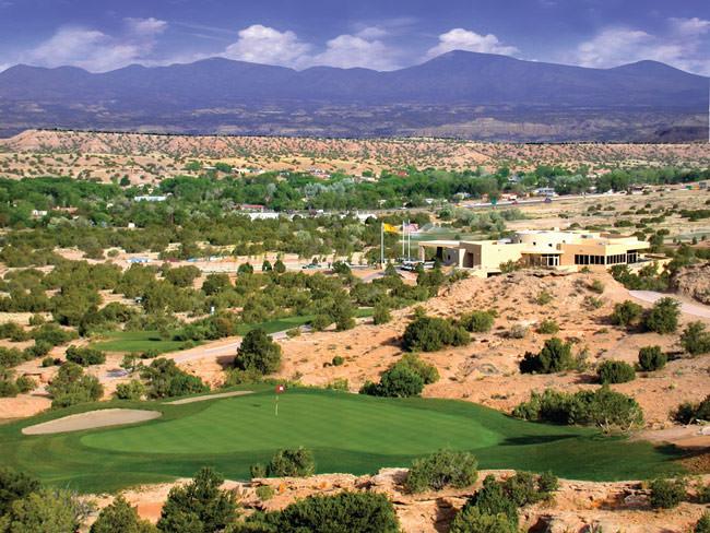 Towa Golf Club in Santa Fe New Mexico