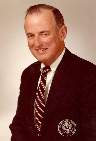 Will Nicholson Jr. former President of the USGA