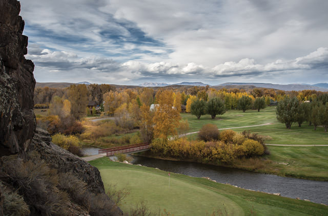 Dos Rios Golf Club in Gunnison
