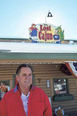 The Lost Cajun restaurant in Frisco
