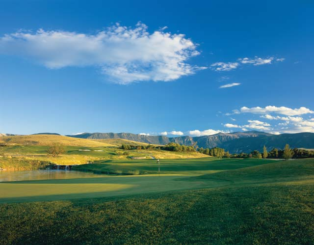 Powder Horn Golf Course