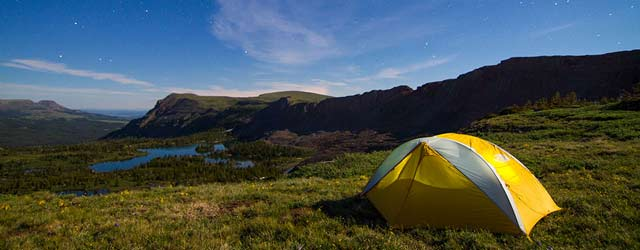 Camping n Steamboat Springs