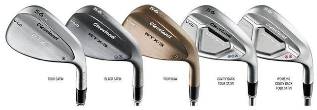 RTX-3 Wedges Could be a Game-Changer