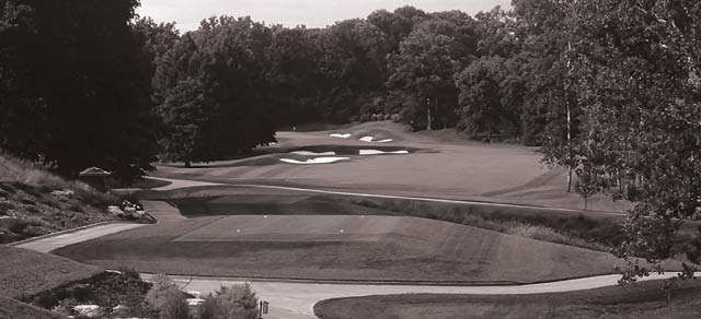 Bellerive Country Club in Missouri