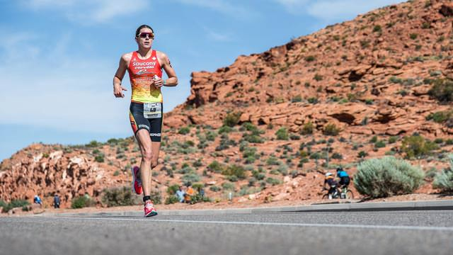 The Ironman 70.3 U.S. Pro Championship comes to St. George in May 2017