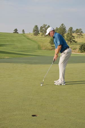 Aimpoint Express Putting