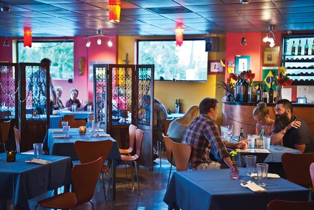 Café Brazil Denver, Colorado
