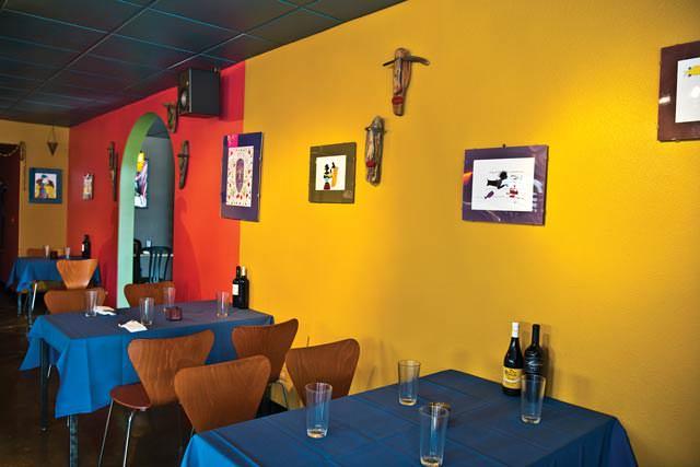 Denver food, Café Brazil