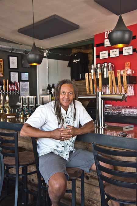Hogshead owner Steve Kirby
