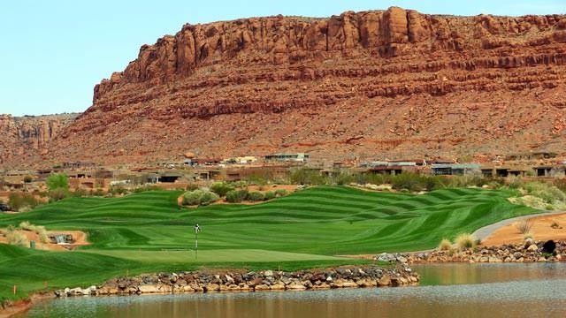 Inn at Entrada - Utah fall golf