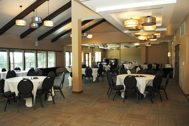The Ranch Country Club $5.5 million renovation in Westminster, Colorado includes a new event room
