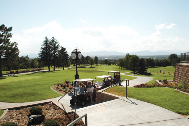 The Ranch Country Club renovation