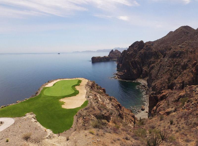 Danzante Bay Golf Course at Villa del Palmar Mexico
