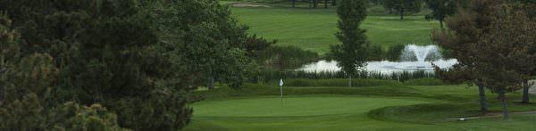 Overland Golf Course, Hole 2