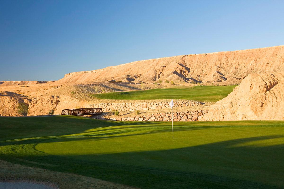 Conestoga Golf Club in Mesquite, Nevada