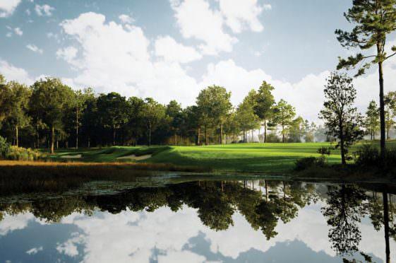 Fallen Oak Golf Club Hole 8