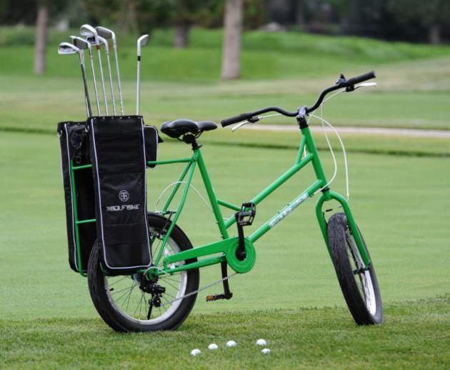 Coal Creek Golf Bike