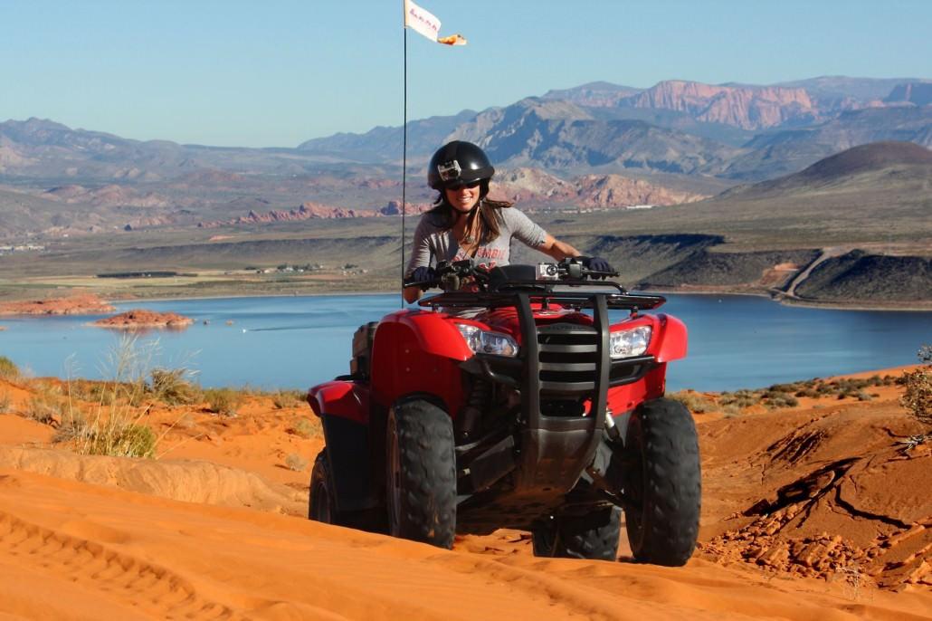 Sand Hollow ATV