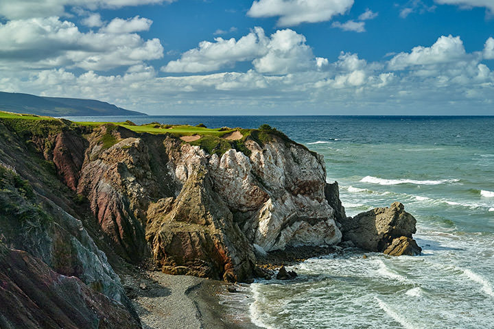 eastern canada golf getaway
