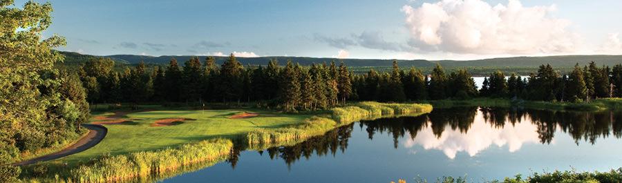 eastern canada golf getaway highland links
