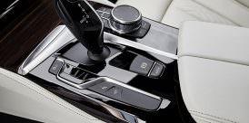 bmw 530i console