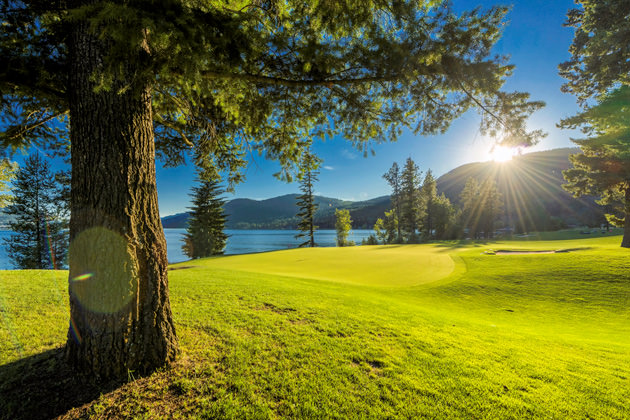 Talking Rock Golf Course | Tourism Kamloops/Tyler Meade