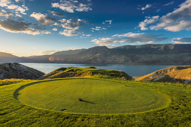Tobiano Golf Course Kamloops, BC