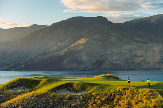 Tobiano Golf Course | Tourism Kamloops/Tyler Meade