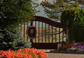 Colorado Golf Club gate