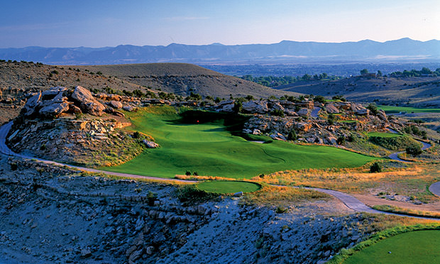 Redlands Mesa - 2018 CAGGY Award Winner - Best Southern Course