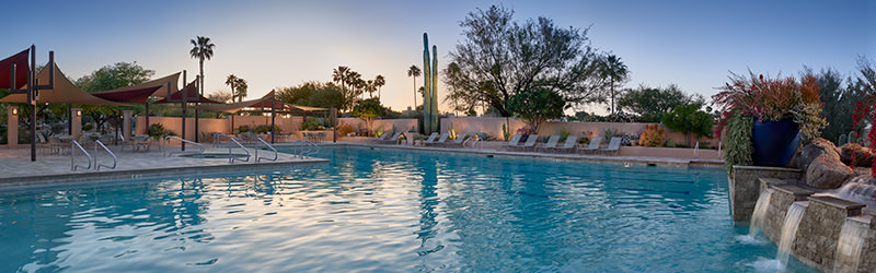 The Pool at Rio Verde