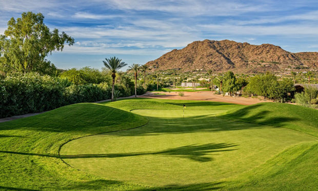 Mountain Shadows Golf Club - Scottsdale Golf