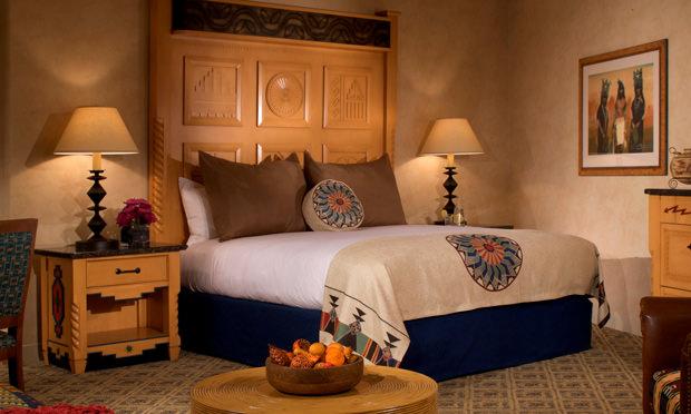 Hilton Santa Fe Buffalo Thunder Rooms