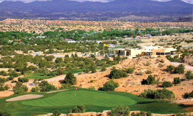 Towa Golf Club at Hilton Santa Fe Buffalo Thunder