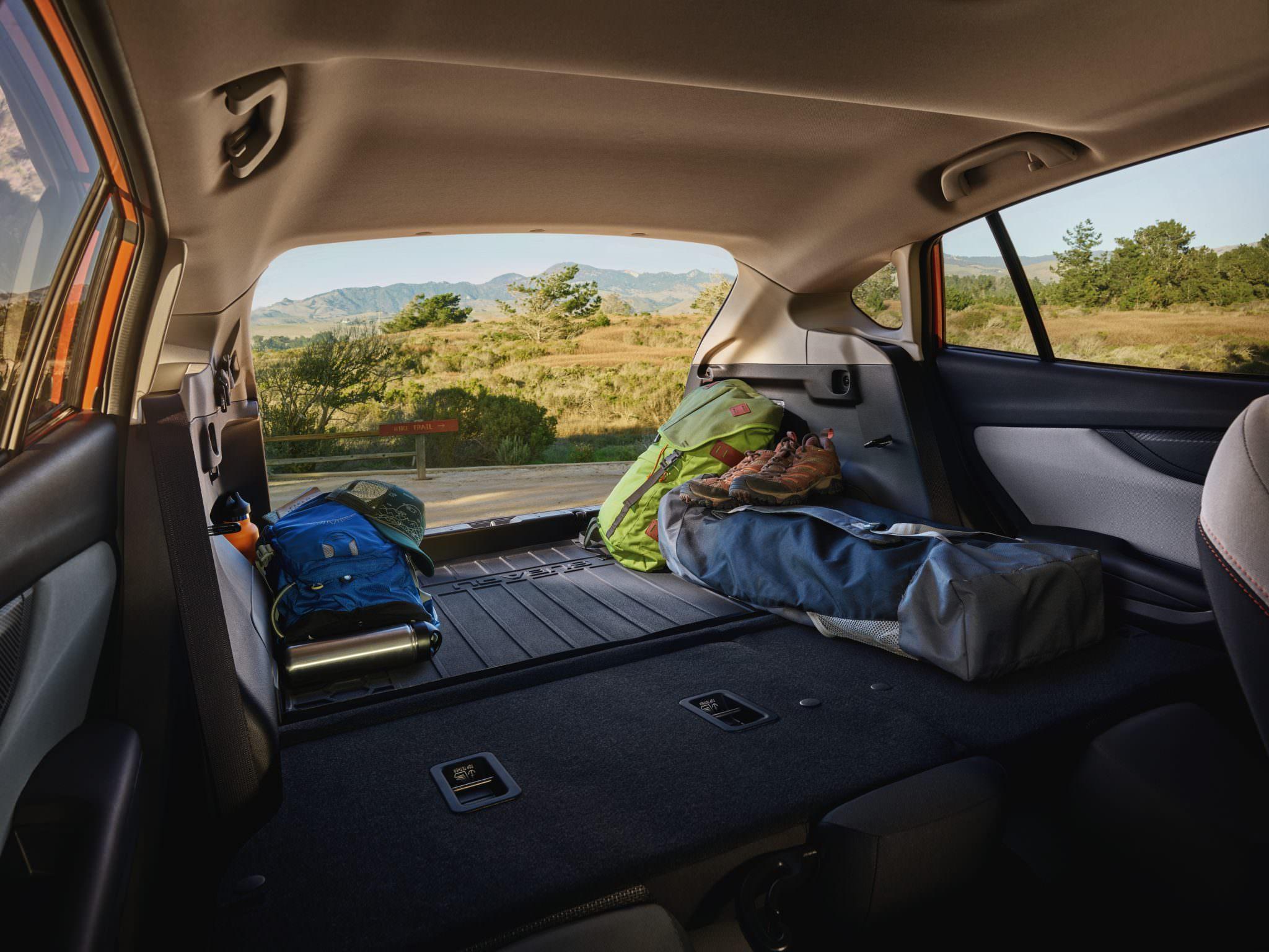 Roomy Subaru