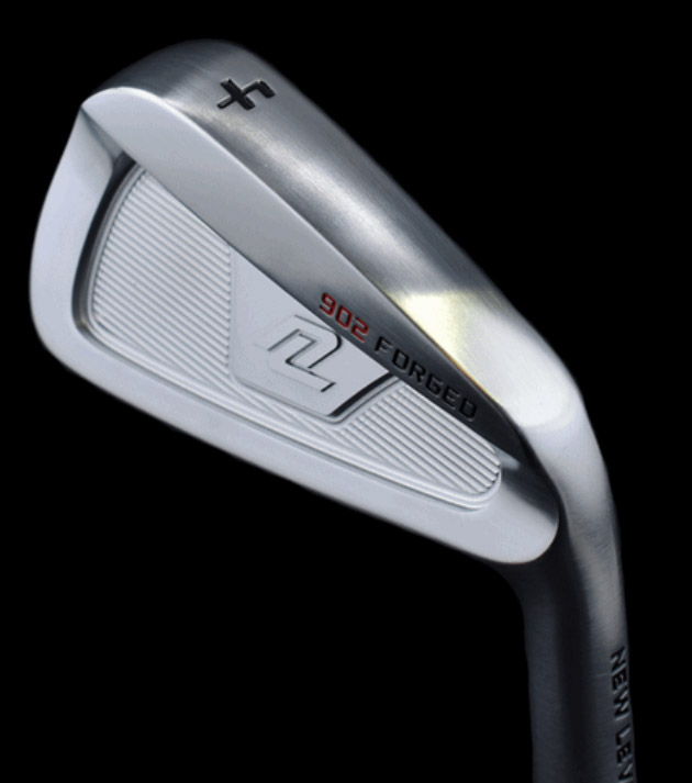New Level's game-improvement 902 Forged iron