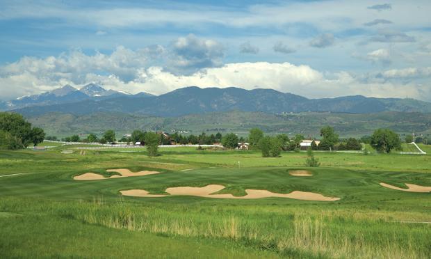 TPC Colorado - Hole No. 6