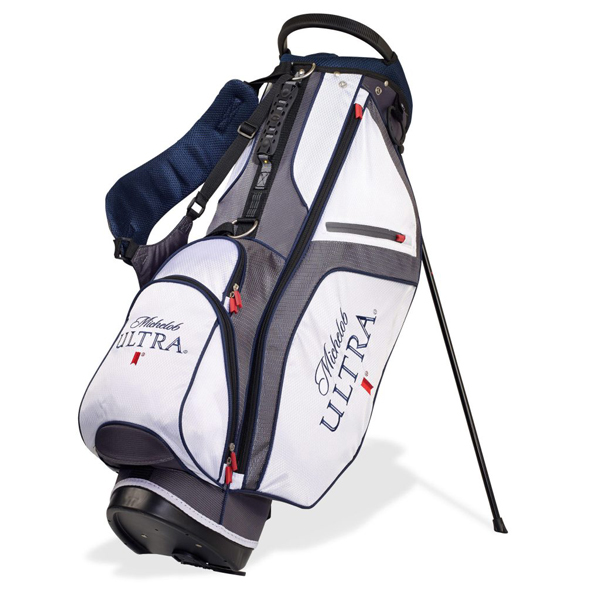 michelob ultra golf bag vote caggy 2019