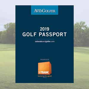 2019 Golf Passport
