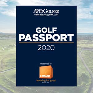 2020 Golf Passport