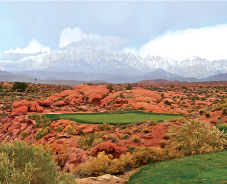 Coral Canyon Golf Course - Utah Golf