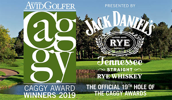 2019 CAGGYs - The Best in Colorado Golf
