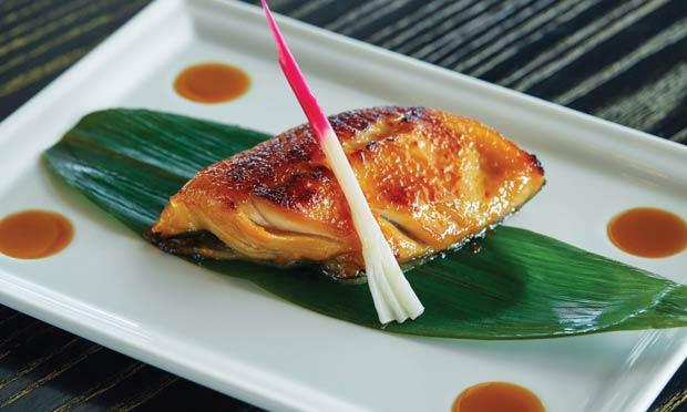 Nobu's Miso Cod