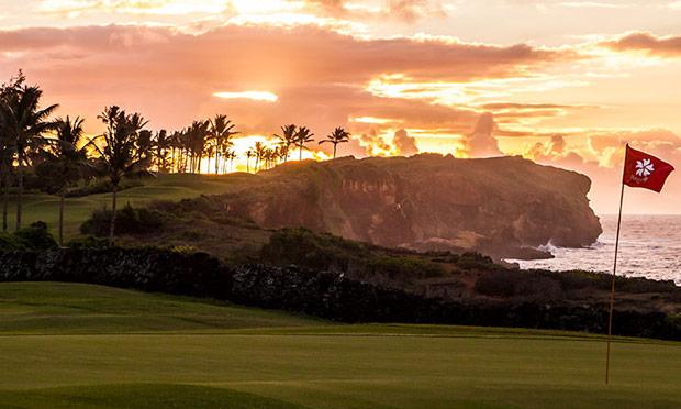 Poipu Bay Golf Course, Kaua'i, Hawai'i