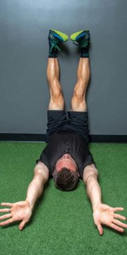 Back pain relief exercise, 5
