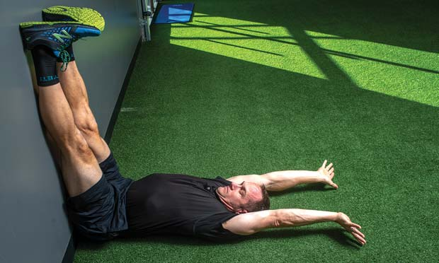 Back pain relief exercise, 6